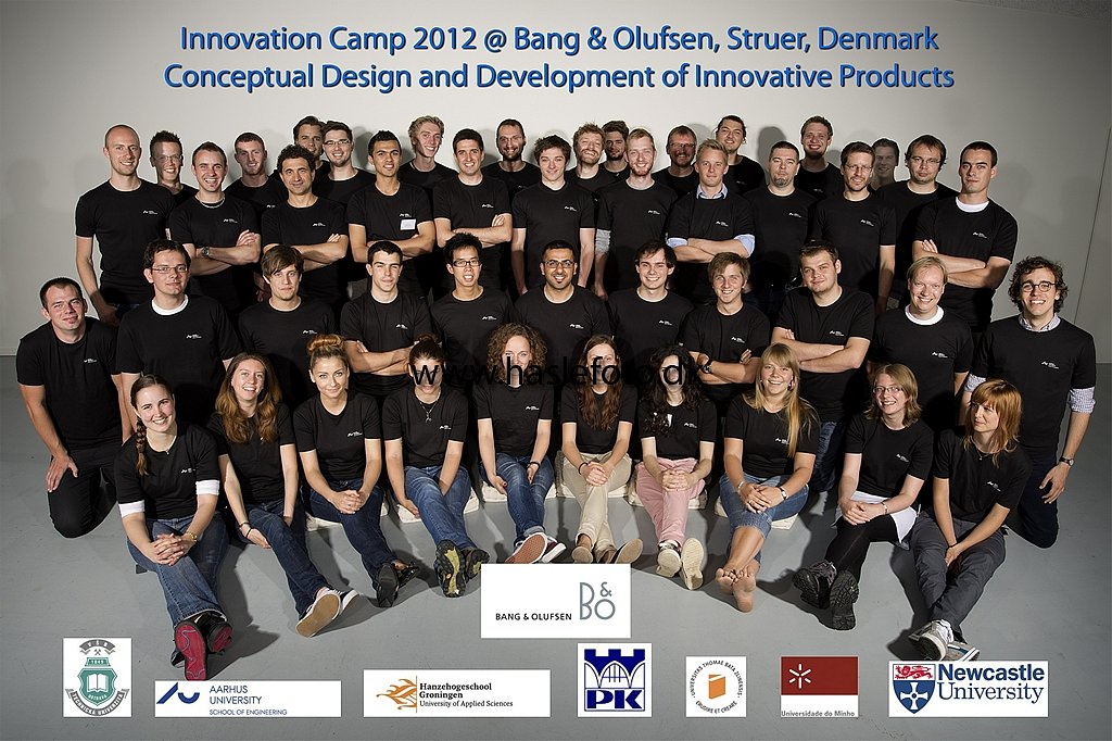 B&O summer school 2012
