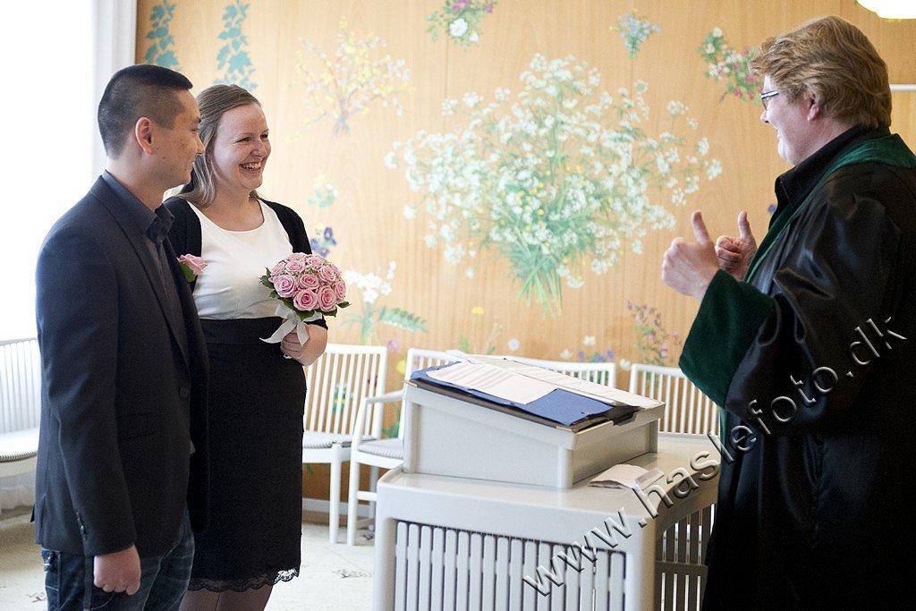 Bryllup Camilla og Kim