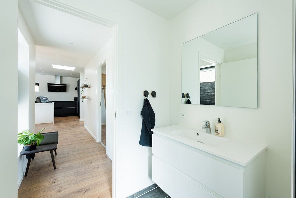 Baastrup Lund, hus #1